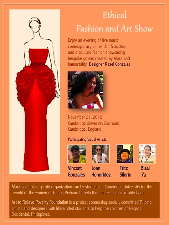 Ethical Fashion & Art Show