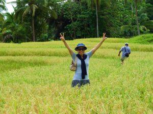 Fabulous farmer!