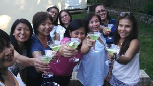 Cheers from the Cocofed scholars!
