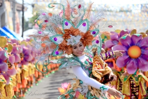 Sinulog in Cebu, the biggest of festivals in the Philippines.